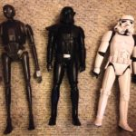 StarWars collection : STAR WARS Rogue One TALL action figurines