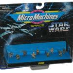 StarWars figurine : Star Wars Space Micro Machines Ewoks Galoob Mini Jouet Figurine Set