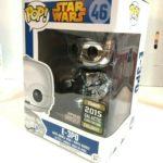 Figurine StarWars : Star Wars E-3po Galactique Convention Exclusif Pop Vinyle Figurine 46 Funko 2015