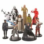 Figurine StarWars : Figurine Set Star Wars / le Dernier de Jedi