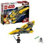 LEGO Star Wars - Anakin's Jedi Starfighter - - Avis StarWars