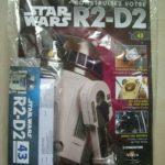 StarWars figurine : Construisez votre Star Wars R2-D2 figurine De Agostini Altaya n°43 sous blister