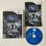 Nintendo Wii Star Wars The Force Unleashed - Avis StarWars