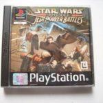 Star Wars: Episode I - Jedi Power Battles PS1 - Avis StarWars