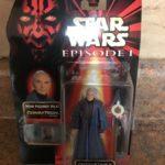 StarWars figurine : STAR WARS EPISODE 1 CHANCELLOR VALORUM ACTION-FIGURE COLLECTIBLE FIGURINE