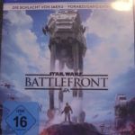 Playstation 4 PS4 Star Wars BATTLEFRONT - Occasion StarWars