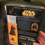 Figurine StarWars : Figurine exclusive Star Wars - Convention 2005 - sous blister