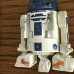 StarWars figurine : STAR WARS Figurine R2-D2 DROID THE CLONE WARS