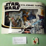 StarWars figurine : BRAND NEW STAR WARS CLONE WARS * COMMEMORATIVE DVD COLLECTION SITH * 2005 NEUF