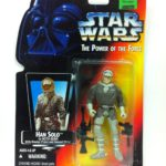 Figurine StarWars : Star Wars Potf Han Solo IN Hoth Vitesse Figurine Kenner 1995