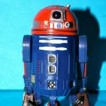 StarWars collection : Star Wars 30TH R4-C7 ARC-170 Droid Cible Exclusif Desseré Complet