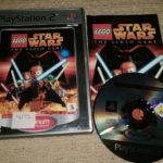 LEGO STAR WARS : THE VIDEO GAME   - Rare Sony - pas cher StarWars