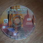 STAR WARS EPISODE 1 THE PHANTOM MENACE /Disc - Avis StarWars