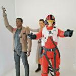 """StarWars figurine : Star Wars Lot of 18 figs: 5 big 18"""" & 19"""" Figurines, 10 12"""" figs, & 3 Droids"""
