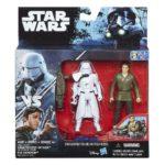 Figurine StarWars : Star Wars Rogue One Figurines de Jeux 2er Paquet X Snowtrooper Officer