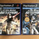 Star Wars Battlefront 1 And 2 PS2 PlayStation - Bonne affaire StarWars