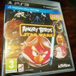 Angry Birds Star Wars Ps3 Edizione Uk Gioco - Occasion StarWars