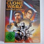 Star Wars The Clone Wars Republic Heroes - pas cher StarWars