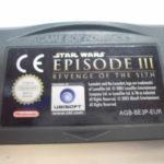 Nintendo Game Boy Advance GBA  Star Wars - pas cher StarWars