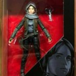 "StarWars collection : Hasbro Star Wars The Black Series # 22 Sergeant Jyn Erso 6"" inch Action Figure"