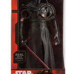 StarWars collection : NEUF! STAR WARS LE REVEIL DE LA FORCE FIGURINE KYLO REN PARLANTE de 37 cm DISNEY