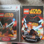 SONY PLAYSTATION 2 PS2 GAME LEGO STAR WARS - pas cher StarWars