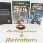 "Nintendo Gamecube Spiel "" Star Wars Rebel - jeu StarWars"