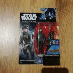 StarWars collection : figurine star wars hasbro disney rogue one sergeant jyn erso (eadu) B7275