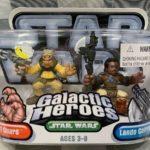 StarWars figurine : Hasbro Star Wars: Galactic Heroes Skiff Garde Lando Calrissian Figurine Neuf