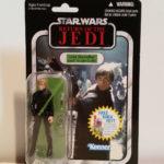 StarWars collection : Star Wars Luke Skywalker Vintage Kenner Figure Jedi Knight Lightsaber Boba Fett