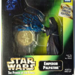 Figurine StarWars : Star Wars - Moderne -The Power of the Force - Special Limited Edition- Palpatine