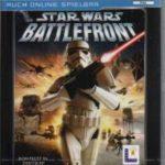 Playstation 2 Star Wars BATTLEFRONT Komplett - jeu StarWars
