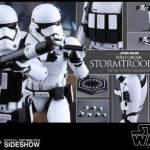 "StarWars figurine : Hot Toys Star Wars Premier Ordre Stormtroopers 12 "" Figurine Set 1/6 Echelle"