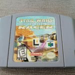 STAR WARS RACER N64 NTSC USA - pas cher StarWars