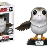 StarWars collection : Funko Pop Porg 198 Star Wars VIII 8 Figurine Disney Cinema Exclusive #1