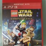 Lego Star Wars The complete saga Ps3 - Bonne affaire StarWars