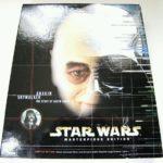Figurine StarWars : Kenner Star Wars Masterpiece Collection Édition Limitée Anakin Skywalker & Livre