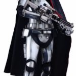 StarWars figurine : Film Masterpiece Star Wars le Réveil de la Force Capitaine Phasma 1/6 Figurine