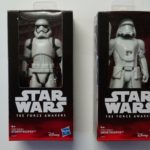 "Figurine StarWars : Star Wars - Moderne - Stormtrooper & Snowtrooper - Hauteur : 6"" (B3950 & B3951)"