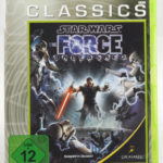 Star Wars: The Force Unleashed (Microsoft - Occasion StarWars