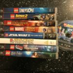 9 PS3 LEGO GAME COLLECTION BATMAN 3 MOVIE - pas cher StarWars