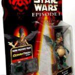 StarWars figurine : Star Wars Episode I WATTO Action Figurine Datapad Hasbro 1998