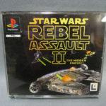 Playstation 1 - Star Wars Rebel Assault II - Bonne affaire StarWars