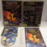 Computer Game Big Box PC CD-ROM ITALIANO - Occasion StarWars