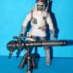StarWars figurine : Star Wars Legacy Hoth Rebel Trooper Desseré Complet