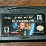 Game Boy Advance Star Wars The New Droid Army - Bonne affaire StarWars