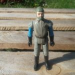 Figurine StarWars : Général Madine / Star Wars vintage Kenner ROTJ loose Action Figure Figurine 83*