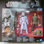 StarWars collection : STAR WARS figurines  IMPERIAL DEATH TROOPER SNOWTROOPER OFFICER - POE DAMERON