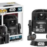 Figurine StarWars : FUNKO  STAR WARS ROGUE ONE C2-B5 POP VINYL FIGURE
