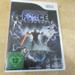 Star Wars: The Force Unleashed Nintendo Wii - Bonne affaire StarWars